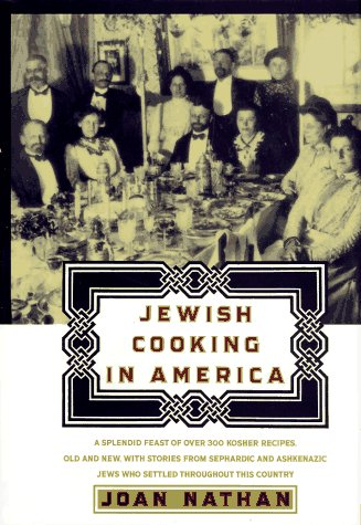 9780394584058: Jewish Cooking in America (Knopf cooks American)