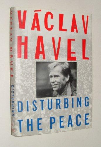 9780394584416: Disturbing the Peace: A Conversation With Karel Hvizdala