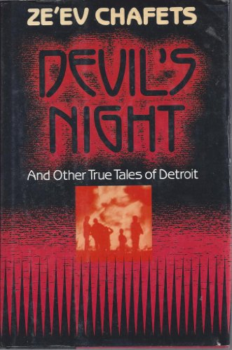 9780394585253: Devil's Night: And Other True Tales of Detroit