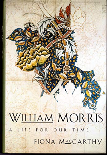 9780394585314: William Morris: A Life for Our Time