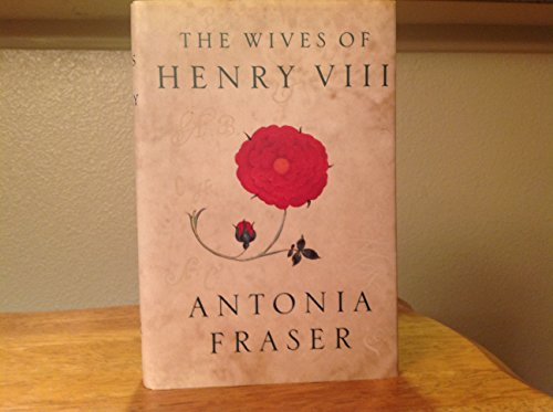 9780394585383: The Wives of Henry VIII