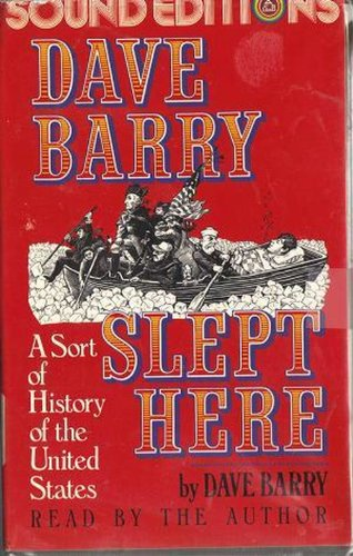 9780394585642: Dave Barry Slept Here: A Sort of History of the United States
