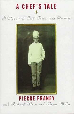 9780394586007: A Chef's Tale: A Memoir of Food, France and America