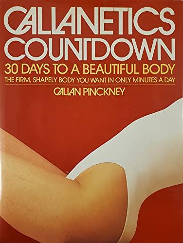 9780394586137: Callenetics Countdown