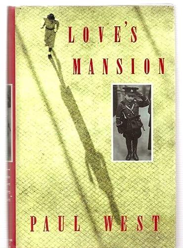 9780394587349: Love's Mansion