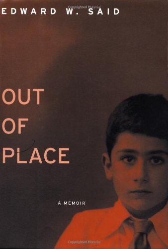 9780394587394: Out of Place: A Memoir