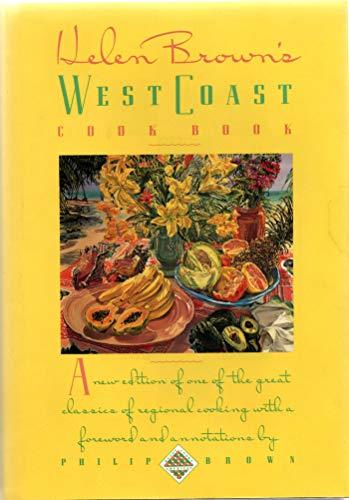 9780394587769: Helen Brown's West Coast Cookbook (Knopf cooks American)