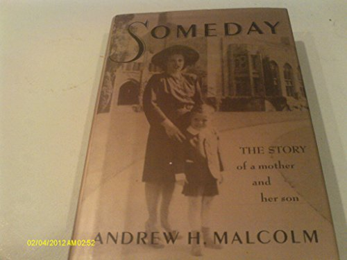 9780394587820: Someday - The Story of a Mother and Her Son