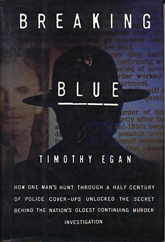 9780394588193: Breaking Blue