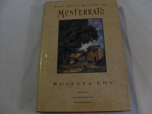 9780394588490: Dust Roads of Monferrato
