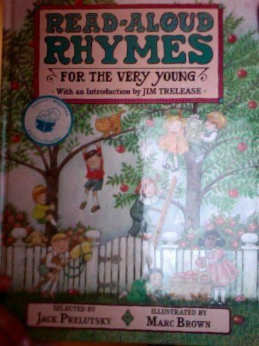 Read-Aloud Rhymes for the Very Young (0394588541) by Jack Prelutsky