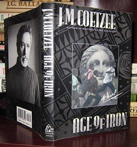 Age of Iron: Coetzee, J. M.