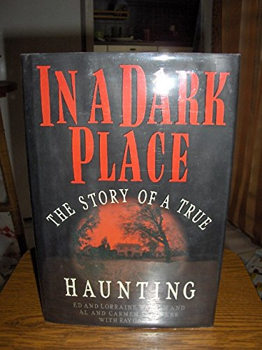 9780394589022: In A Dark Place: The Story of a True Haunting