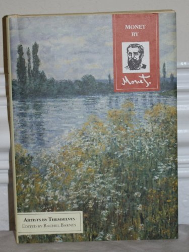 9780394589060: Monet (Artists By Themselves)