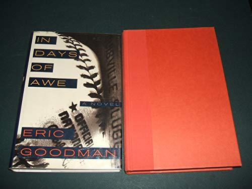 In Days Of Awe: Goodman, Eric