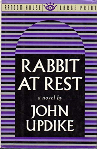 9780394589367: Rabbit At Rest (Random House Large Print)