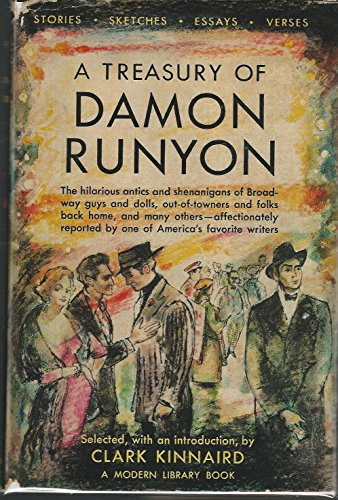 A Treasury of Damon Runyon (Modern Library, No. 53): Damon Runyon