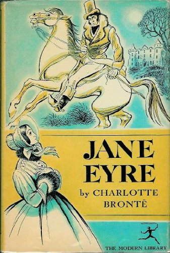9780394600642: Jane Eyre (Modern Library, 64.3)