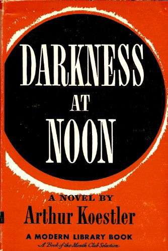 9780394600741: Darkness at Noon (Modern Library, 74.3)