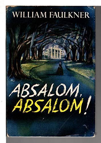 9780394602714: Absalom, Absalom!
