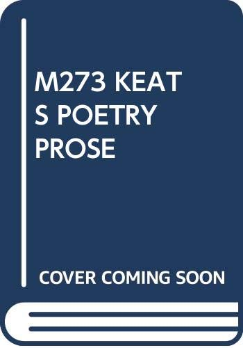Complete Poetry and Selected Prose of Keats: Keats, John
