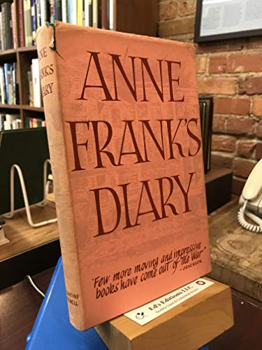 9780394602981: Title: Diary of Anne Frank