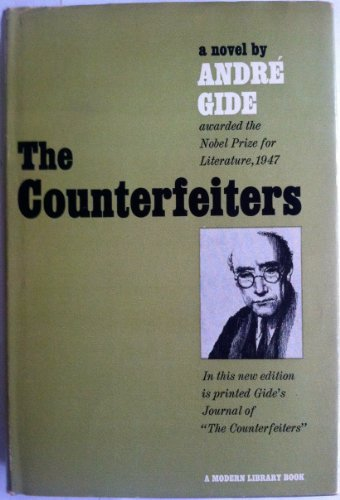 9780394603278: The Counterfeiters: With Journal of the Counterfeiters
