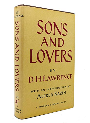 9780394603339: Sons and Lovers