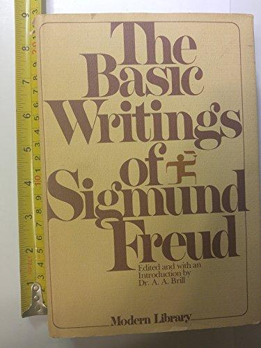 9780394604008: The Basic Writings of Sigmund Freud