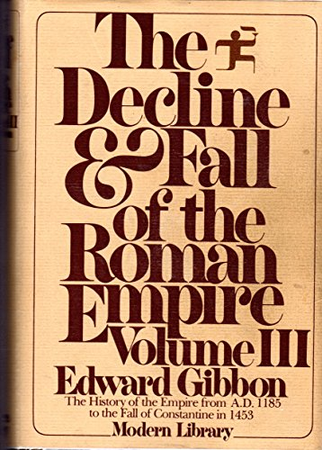 9780394604039: Decline and Fall of the Roman Empire: 003
