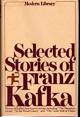 Selected Stories of Franz Kafka: Kafka, Franz
