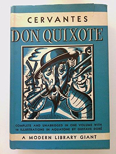 9780394604381: The Ingenious Gentleman Don Quixote De LA Mancha
