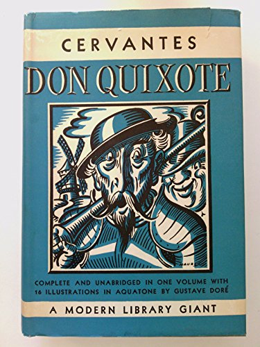 9780394604381: The Ingenious Gentleman Don Quixote De LA Mancha