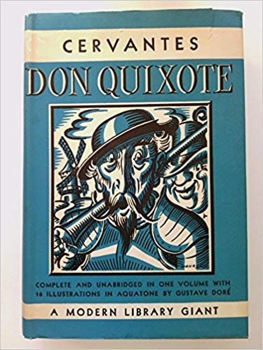 9780394604381: Don Quixote (Modern Library Giants, 15.2)