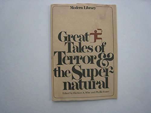 9780394604466: Great Tales of Terror and the Supernatural