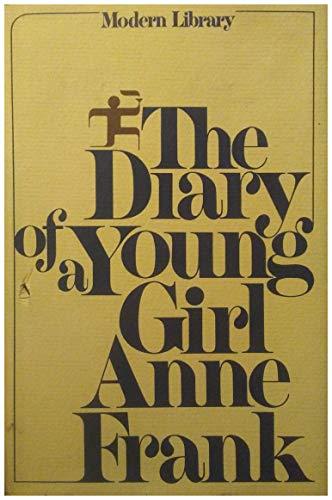 9780394604510: Diary of a Young Girl