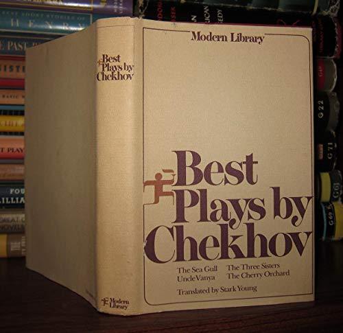 9780394604596: Best Plays by Chekhov (Modern Library, 171.2)