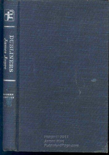 9780394604640: Dubliners James Joyce 1969 Modern Library