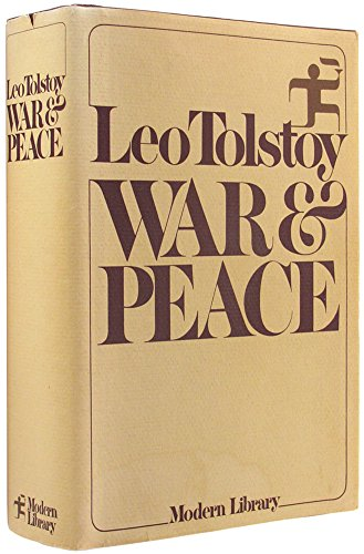 War & Peace: Tolstoy, Leo