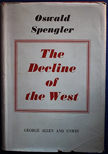 9780394604886: DECLINE OF THE WEST (Modern Library)