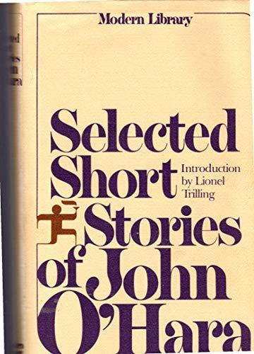 9780394604947: Selected Short Stories of John O'Hara (Modern Library, 211.3)