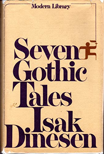 9780394604961: 7 Gothic Tales