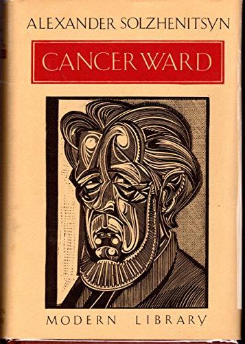 9780394604992: Cancer Ward (Modern Library)