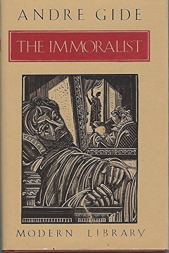 9780394605005: The Immoralist