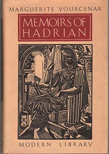 9780394605050: Memoirs of Hadrian (Modern Library Giant)