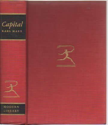 9780394607269: Capital: A Critique of Political Compnay (English and German Edition)