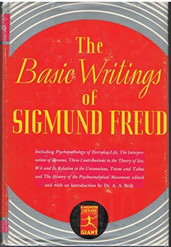 9780394607399: Basic Writings of Sigmund Freud