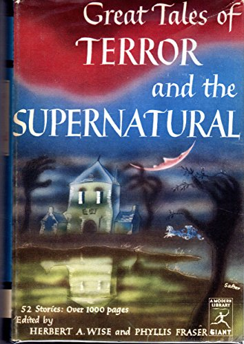 9780394607726: Great Tales of Terror and the Supernatural
