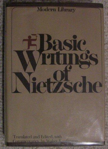 9780679783398 Basic Writings Of Nietzsche Modern Library Classics