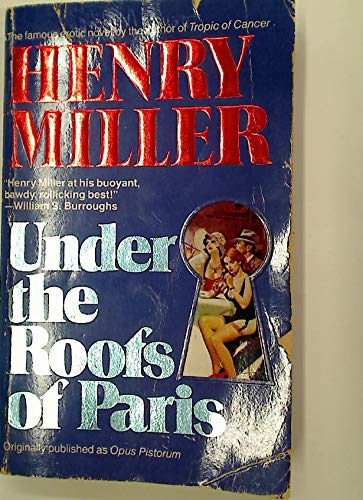 9780394620305: Under the roofs of Paris